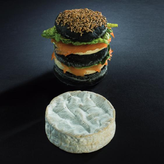 Burger Saumon Camembert