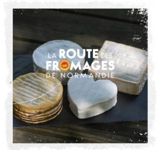 Cet été, retrouvez les acteurs de la route des fromages AOP de Normandie !